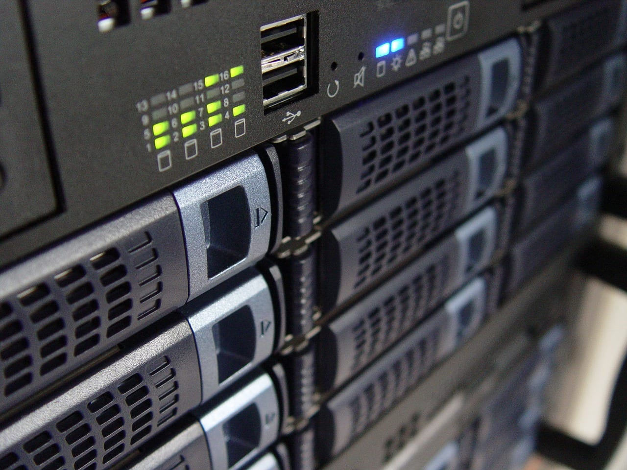 Data centre stack