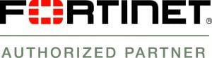 Fortinet Authorised Partner logo